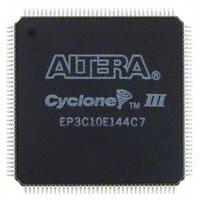 EP3C10E144C7FPGA(现场可编程门阵列)