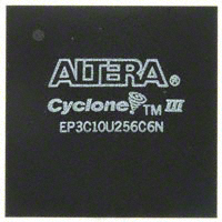 EP3C10U256C6NFPGA(现场可编程门阵列)
