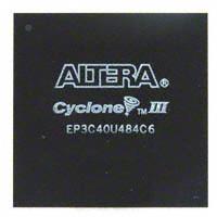 EP3C40U484C6FPGA(现场可编程门阵列)