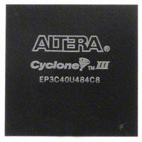 EP3C40U484C8FPGA(现场可编程门阵列)