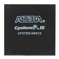 EP3C80U484C8FPGA(现场可编程门阵列)
