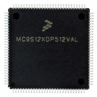 MC9S12XDP512VAL微控制器