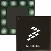 MPC8343EZQADD微处理器