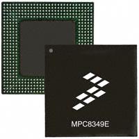 MPC8349CVVAGDB微处理器