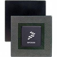 MPC8358EZUAGDGA微处理器