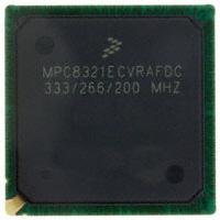 MPC8321ECVRAFDC微处理器