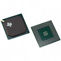 TMS320C6727BGDH300DSP(数字式信号处理器)