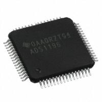 ADS1196CPAG模拟前端 (AFE)