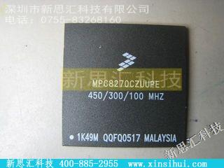 MPC8270CZUUPE未分类IC
