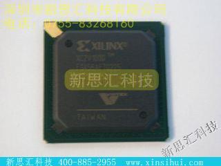 XC2V1000-4FG456CFPGA(现场可编程门阵列)