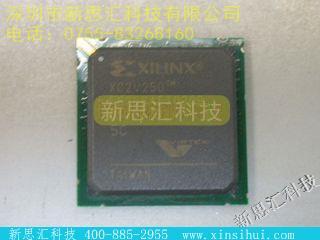 XC2V250-5FG256CFPGA(现场可编程门阵列)