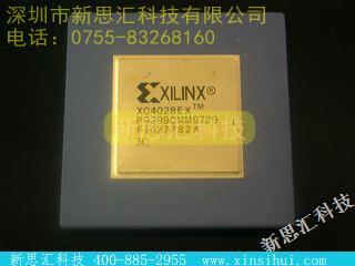 XC4028EX-3PG299CFPGA(现场可编程门阵列)
